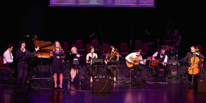 Konservatuvar eğitmenlerinden müthiş konser
