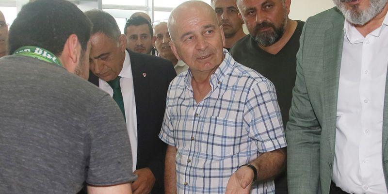Korukır, Kocaelispor'a göz kırptı