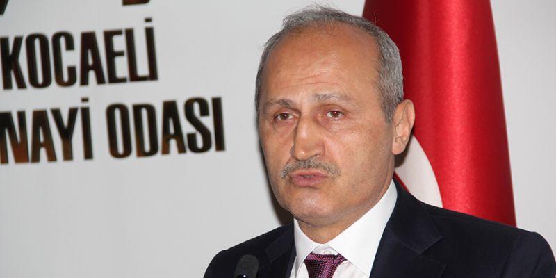 Turhan: Kocaeli'ye 25 milyarlık yatırım yaptık