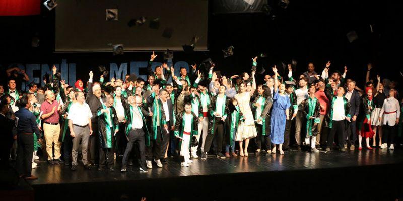 Cemil Meriç Engelsiz Yaşam Merkezi ilk mezunlarını verdi