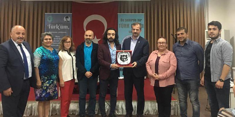 Türk Ocağı'nda konu; Suriyeliler