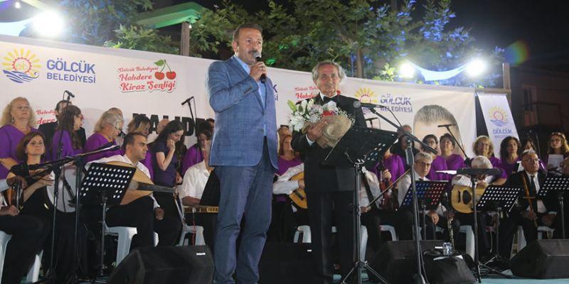 Halıdere'de Kiraz Festivali