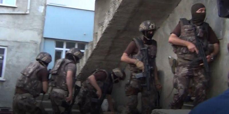 DEAŞ'a şafak baskını: Çok sayıda gözaltı