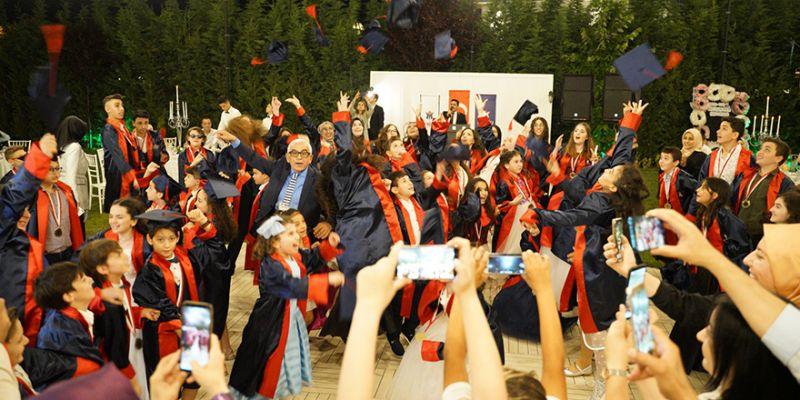 MY Kolej'den 145 mezun
