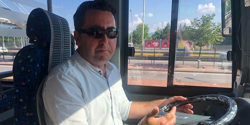 Özel halk otobüsünde VIP hizmet