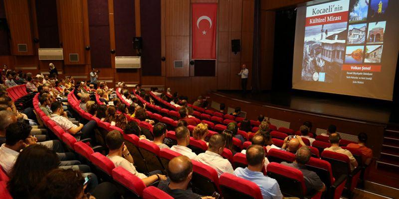 Kocaeli'nin kültürel mirası gençlere aktarılacak