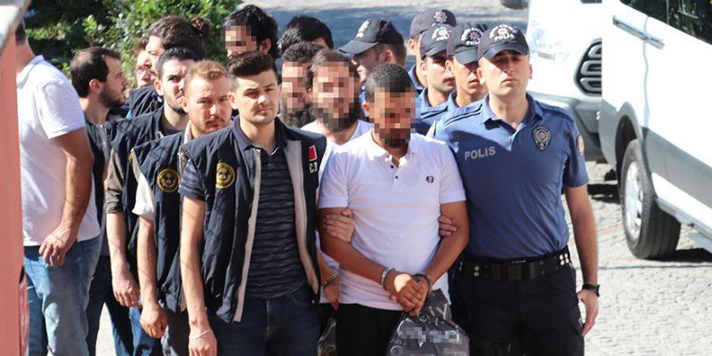 2 DEAŞ şüphelisi tutuklandı