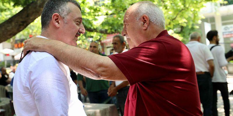 """""""Biz birlikte Darıca'yız, birlikte Kocaeli'yiz"""""""