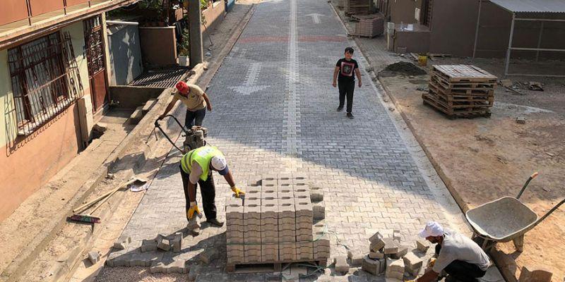 Çubuklu'ya asfalt, Yenişehir'e parke