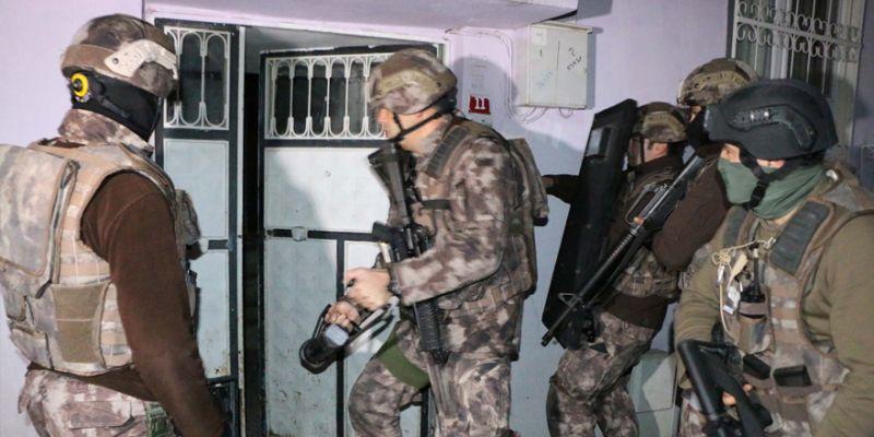 FETÖ'nün TSK yapılanmasına şafak operasyonu