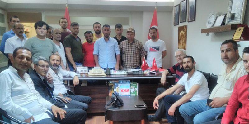 MHP İzmit'te mahalle başkanları ile geniş istişare