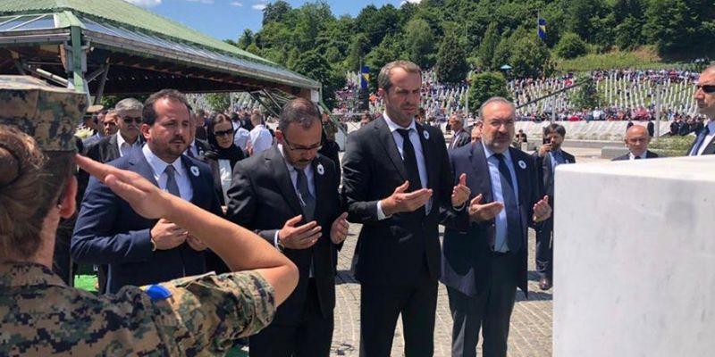 Sancaklı Bosna'da!