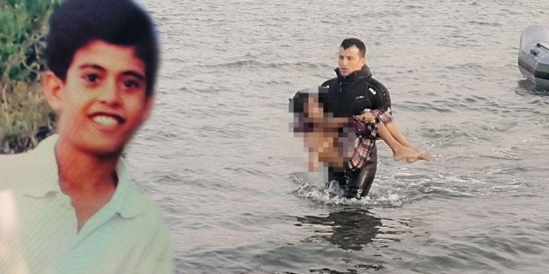 Denizde kaybolan çocuğun cansız bedenine ulaşıldı