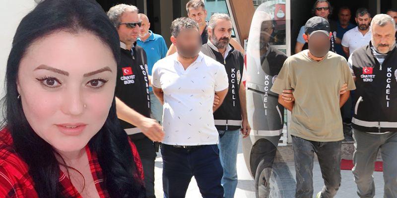 Ebru Tenk cinayetinde 2 kişi tutuklandı