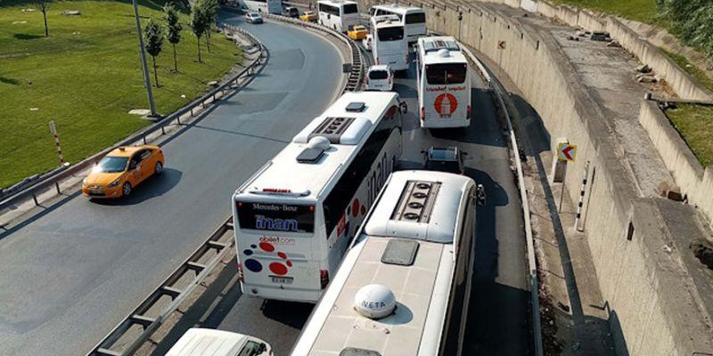 Otobüslerde bayram önlemi! 7 Ağustos'ta başlayacak