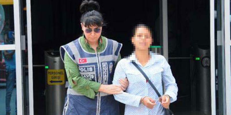 Hırsızlık zanlısı 2 kadın tutuklandı