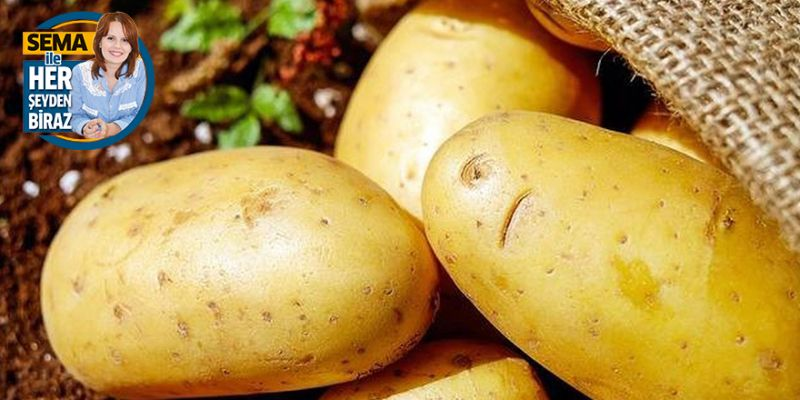 Patatesin bilinmeyen etkisi