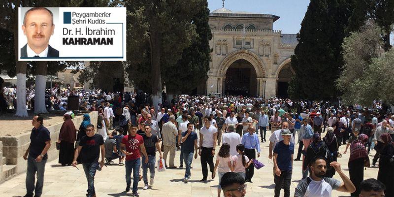 Kudüs'te İslam'ın tüm izlerini görebilirsiniz