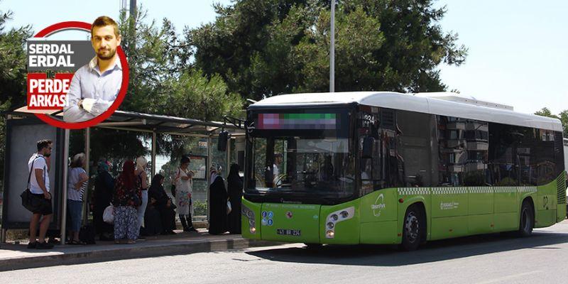Otobüs sefer saatlerinde iyileştirme yapılmalı
