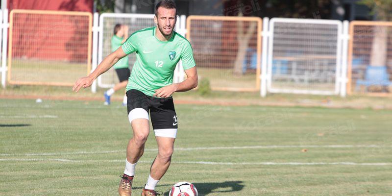 Kocaelispor'a golcü stoper