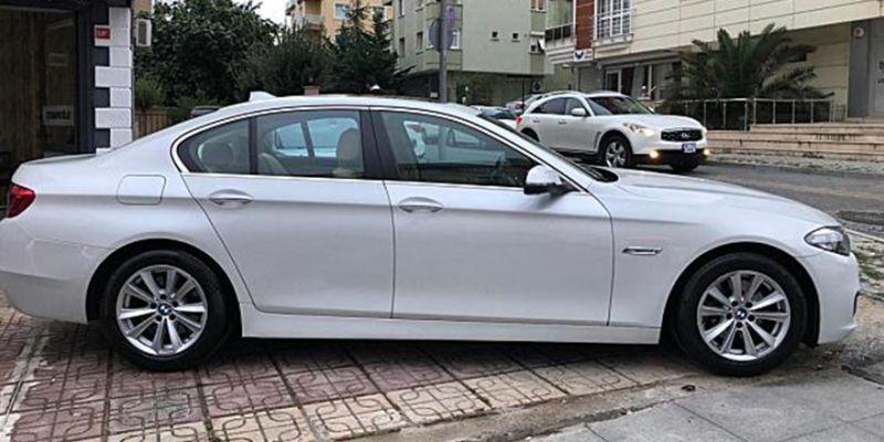 Kocaeli'de icradan satılık BMW 520i!
