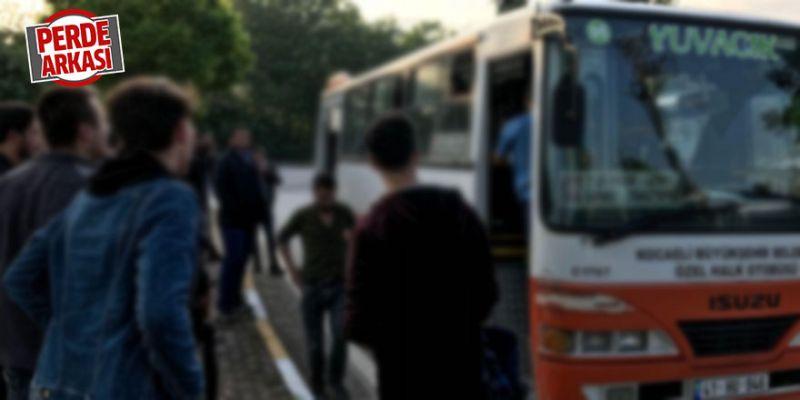 Halk otobüslerinin kapısı neden halen kapatılmıyor?