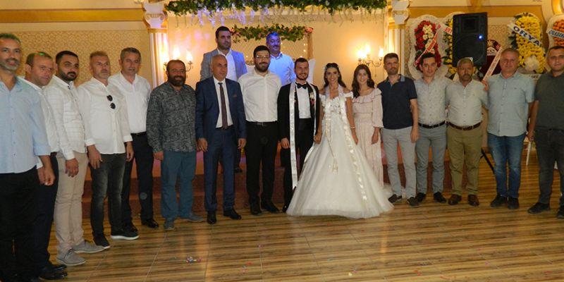 Subaşı ailesine İstanbullu gelin