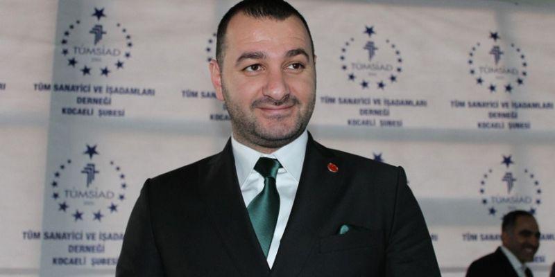 Hürriyet'in kovduğu işçilere TÜMSİAD'dan destek