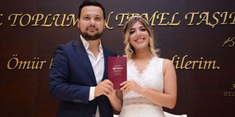 Gazeteci Erol Polat'ın oğlu dünya evine giriyor