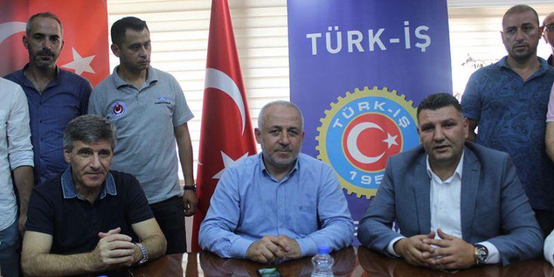 """Türk İş, Yakup Yıldız'a sahip çıktı: """"Sendikacıya saldırmak alçaklıktır"""""""