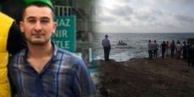 Pembe Kayalar'dan denize atlayan genç öldü