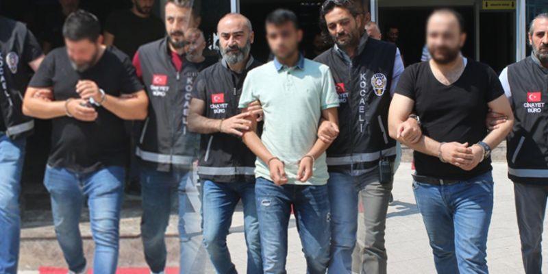 Bekçinin de yaralandığı silahlı çatışmada 3 gözaltı