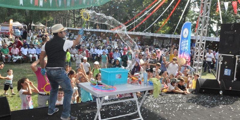 Kartepe'de muhteşem festival