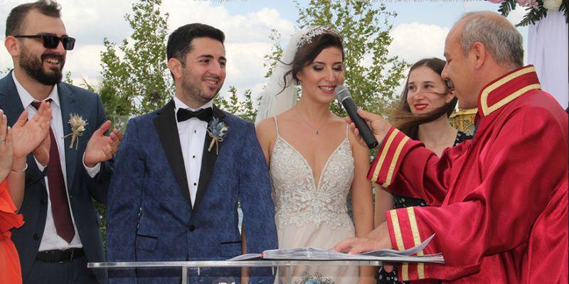 Sedat Bayar'ın mutlu günü