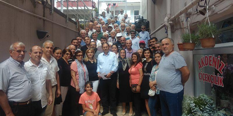 """CHP Derince'den tepki; """"Hukuki değil, siyasi"""""""