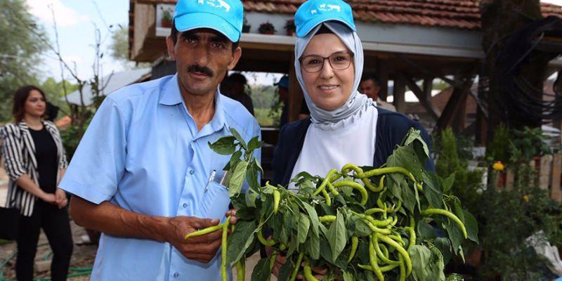 Kadın ve tarım toplantısı yarın