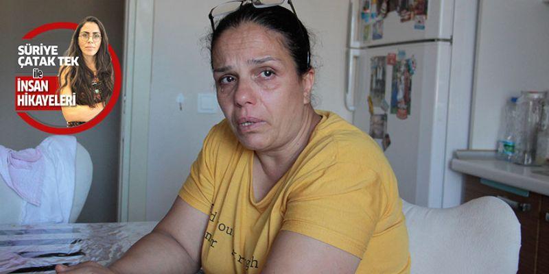 Asiye Ana tüm zorluklara rağmen engelli çocuğuyla direniyor