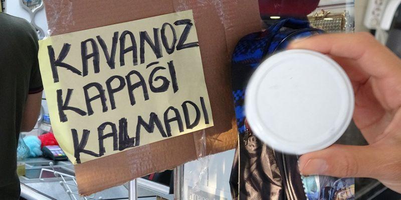İzmit'te 'kavanoz kapağı' krizi