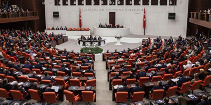 Meclis'in ilk mesaisi yargı paketi