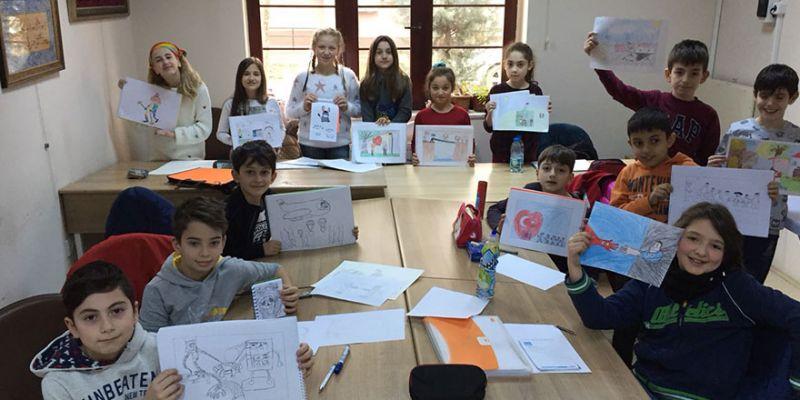 Karikatür okulu başlıyor