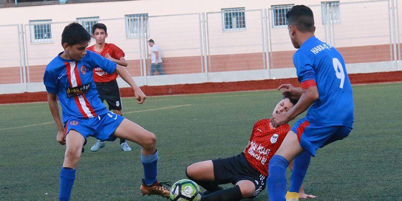 U-14 Elit Ligi'nde zorlu maçlar