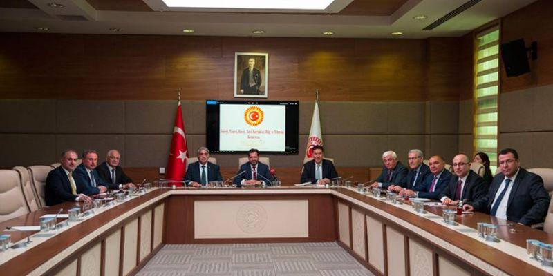 Gümrük Kanunu'nda değişiklik teklifi komisyonda kabul edildi
