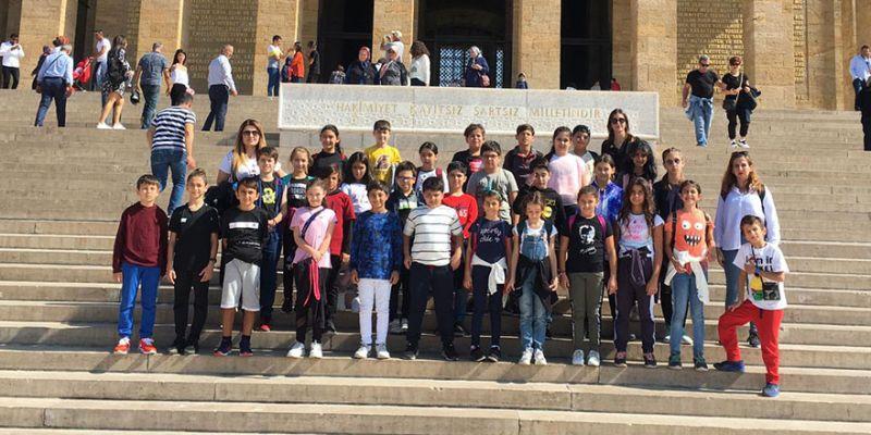 ODTÜ KYÖV'ün Ankara gezisi