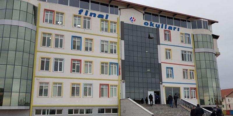 Gölcük Final Okulları icradan satılık