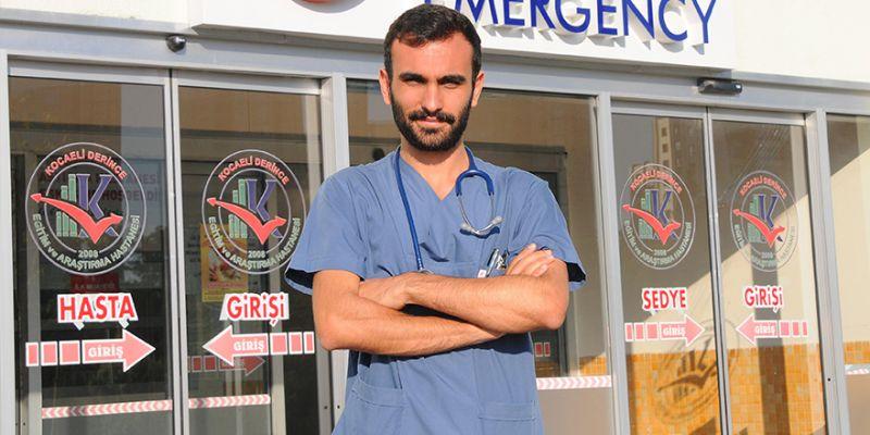 Ünlü bilim insanının kardeşi, doğduğu hastaneye atandı