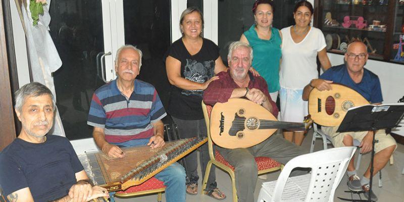 Kadınlar Türk Müziği Topluluğu sezonu açtı