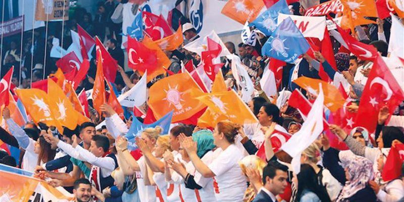 İşte AK Parti'nin yeni dönem sloganı!