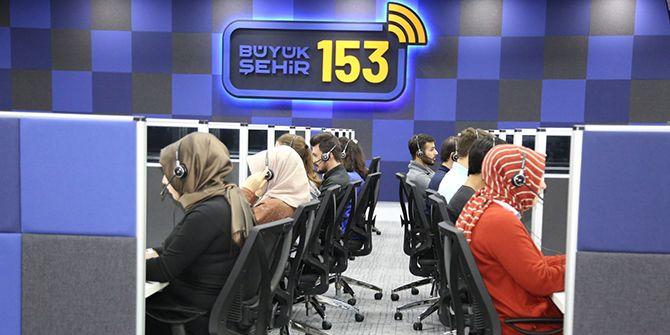 Büyükşehir çağrı merkezine personel alıyor