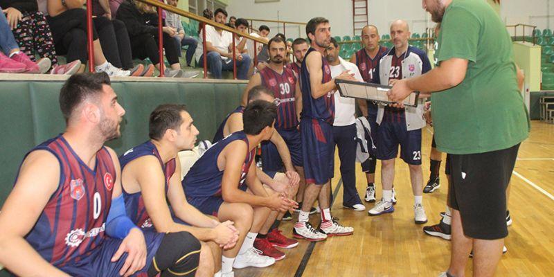 Basketbolda heyecan başladı