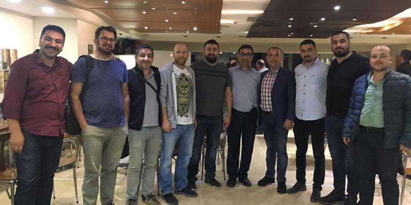 MMO'dan geniş katılımlı toplantı